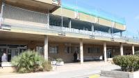 Accés a les instal·lacions del Centre Penitenciari de Quatre Camins
