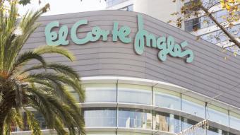 Un dels centres comercials que el grup té a la ciutat de Barcelona