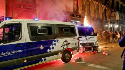 Manifestacions a tot el país en contra de la repressió