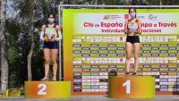 Catalunya en la segona posició del podi sub-23 femení