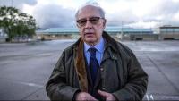 Rodrigo Rato abandonant la presó on complia la pena per l'ús indegut de les targetes 'black', el 2 d'octubre passat