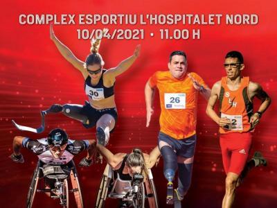 El míting d'Hospitalet, parada obligatòria abans dels Jocs Paralímpics