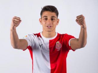 Ramon Terrats, en una imatge del club