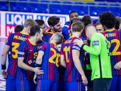 El Barça, a tot gas a la pista del Nava (21-45)
