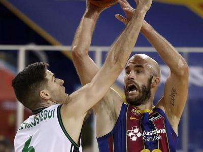 López-Arostegui i Calathes, en la primera volta