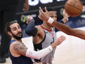 Ricky defensant Westbrook