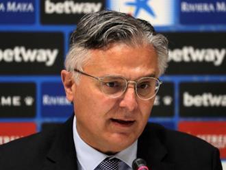 José María Durán considera que l'estament arbitral està escoltant a l'Espanyol.