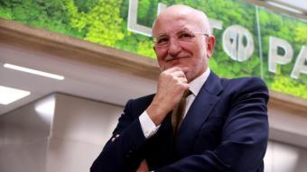 El president de Mercadona, Juan Roig
