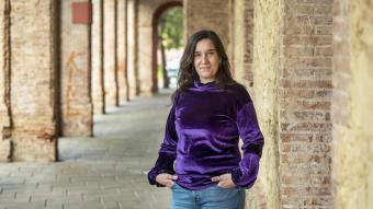 Ruth Capdevila, directora del SARA des de l'abril del 2019, a Barcelona