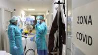 La irrupció de la Covid-19 ha capgirat el funcionament de l'Hospital Trueta en l'últim any