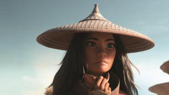 Raya s'afegeix a la galeria d'heroïnes de l'estudi