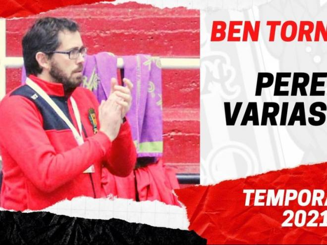 Pere Varias