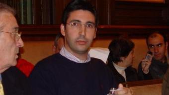 Albert Fernández en una foto d'arxiu