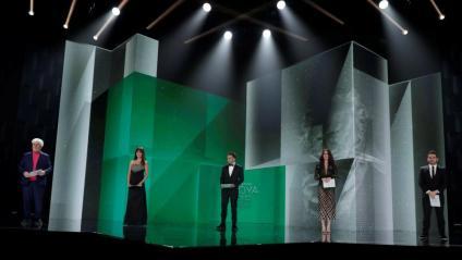 Pedro Almodóvar, Penélope Cruz, Alejandro Amenábar, Paz Vega i Juan Antonio Bayona han sortit a anunciar premis