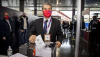Joan Laporta, votant