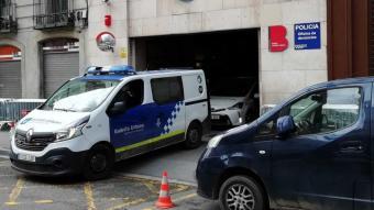 Comissaria Guàrdia Urbana de Barcelona