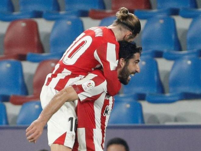 L'Athletic es va classificar per una nova final de copa.