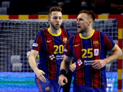 Aleix Gómez i Luka Cindric