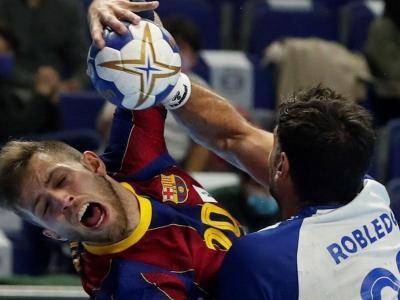 Antonio García intenta aturar Aleix Gómez