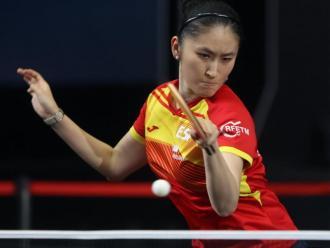 Sofia Xuan Zhang en competició