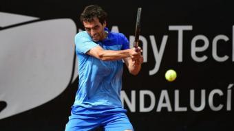 Albert Ramos en l'Andalusia Open