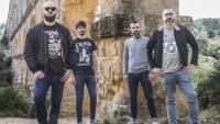 Crim són: Adri Bertran (veu i guitarra), Marc Anguela (bateria), Javi Dorado (baix) i Quim Mas (guitarra)