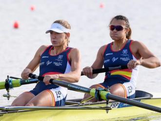 Virginia Díaz i Aina Cid