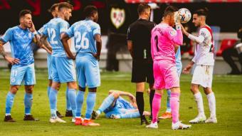 La derrota a Vallecas va fer molt mal al Girona