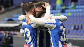 L'Espanyol camina cap a la primera divisió