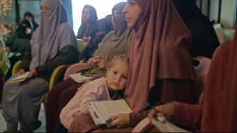 Imatge del documental 'El retorn: la vida després de l'ISIS' d'Alba Sotorra
