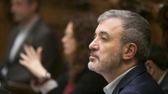 El primer tinent d'alcalde, Jaume Collboni
