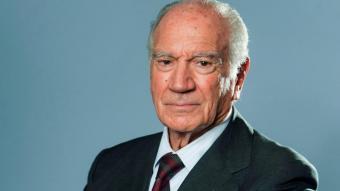 Mariano Puig, expresident de la firma Puig