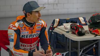 Marc Márquez tornarà a la competició en el GP de Portugal