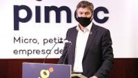 El president de Pimec, Antoni Cañete