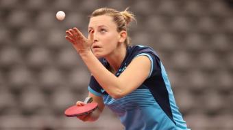 Gàlia Dvorak en el preolímpic mundial