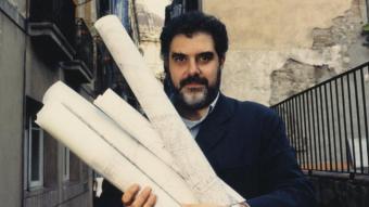 Enric Miralles, el 1995