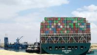 L'Autoritat del Canal reclama 916 milions  a l'armador pel bloqueig