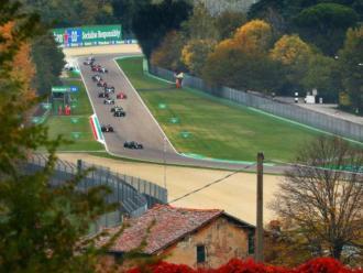 Una imatge del Gran Premi d'Itàlia de l'any passat