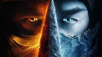 Cartell de 'Mortal kombat'
