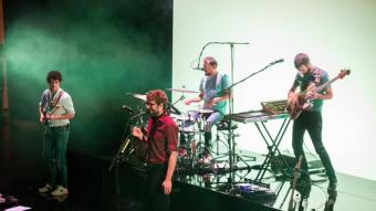 Concert del grup Manel
