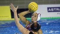 Anni Espar , amb sis gols, va ser el factor desequilibrant del CN Mataró