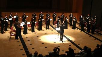 El Cor de Cambra del Palau de la Música
