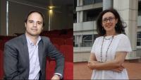 Els doctors Jesús Troya i Aurora Pujol