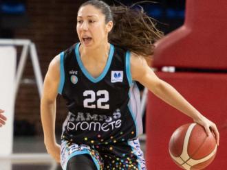 Laia Flores també durà el 22 a l'Uni aquest final de curs