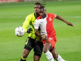 Mamadou Sylla va tancar la golejada