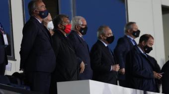 Barça i Real Madrid, entre els fundadors de la Superlliga