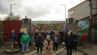 Trobada de líders religiosos a Belfast pel diàleg antisectari, fa uns dies
