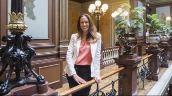 Maria Eugènia Gay vol repetir com a degana del Col·legi de l'Advocacia de Barcelona (ICAB)