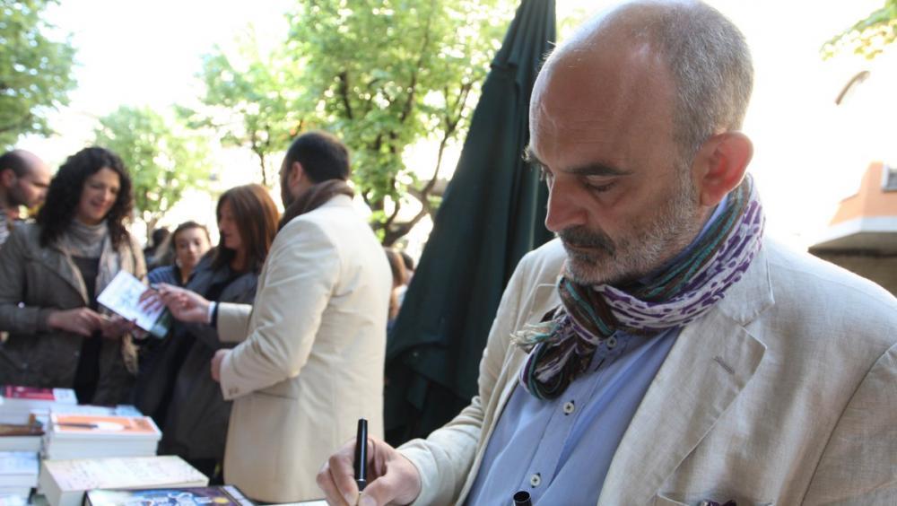 Josep M. Fonalleras, un dels escriptors que hi seran