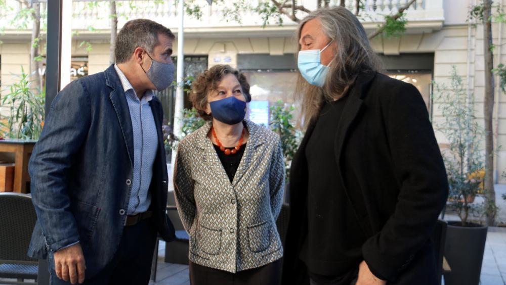 Serés, Barbal i Quintana